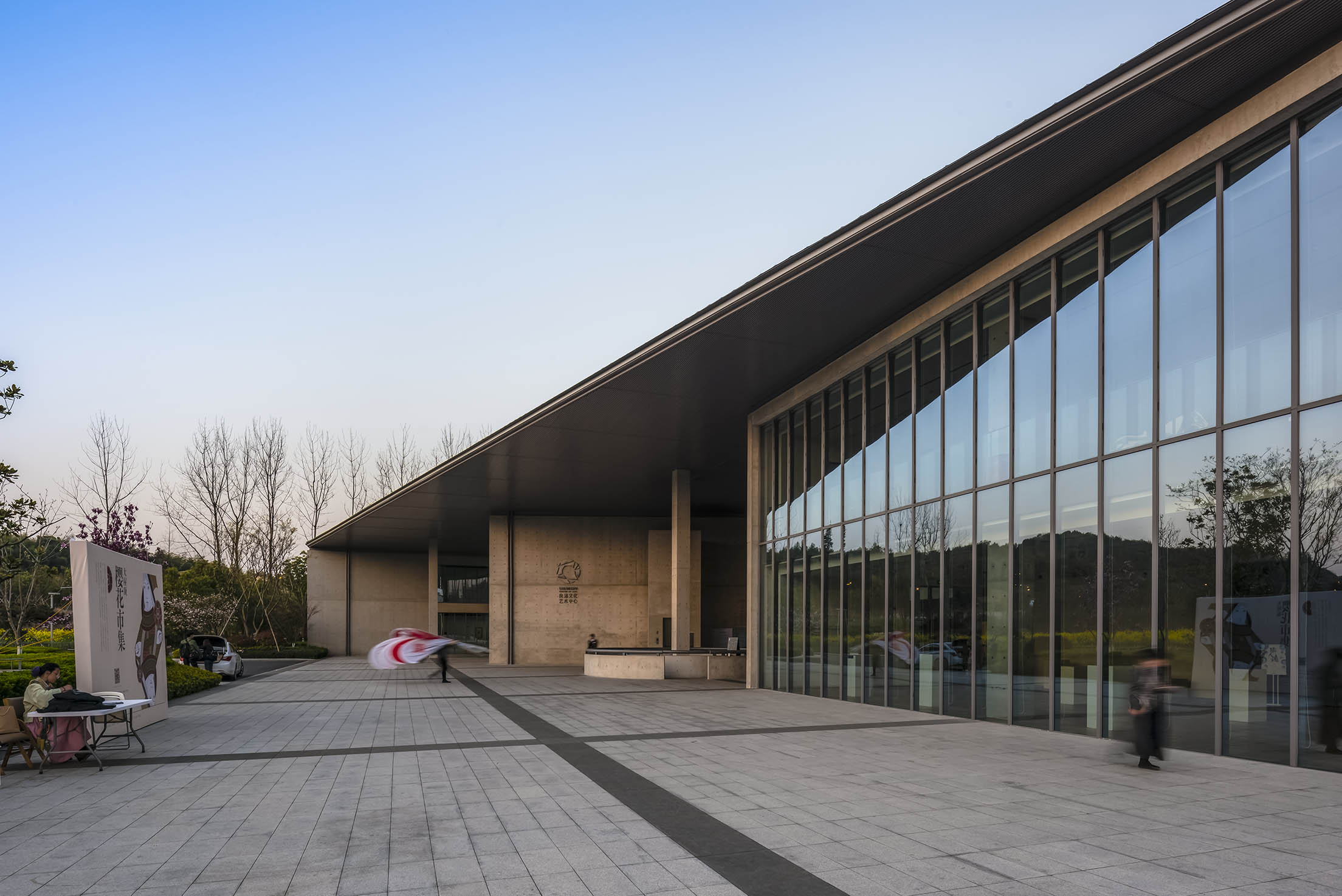 良渚文化艺术中心 | 安藤忠雄 <br/>Liangzhu Culture and Arts Center | Tadao Ando